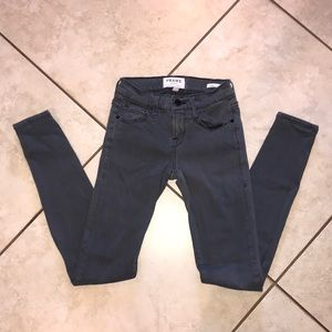 Lightly used pair of FRAME jeans